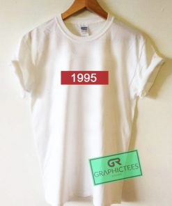 1995 Graphic Tee shirts