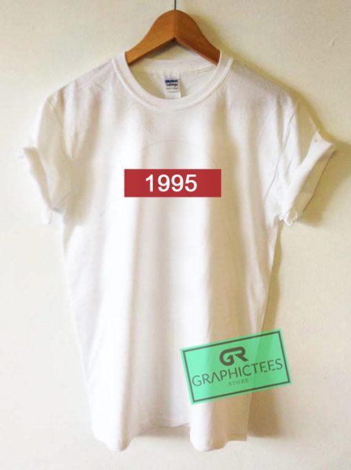 1995 Graphic Tee shirts