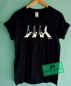 Abbey Road The Beatles 01 Graphic Tee shirts