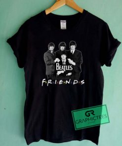 Abbey Road the Beatles friends Graphic Tee shirts