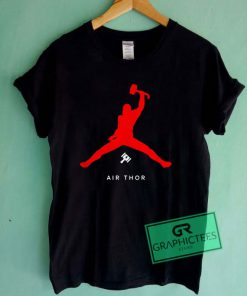 Air Thor Jordan Graphic Tee shirts