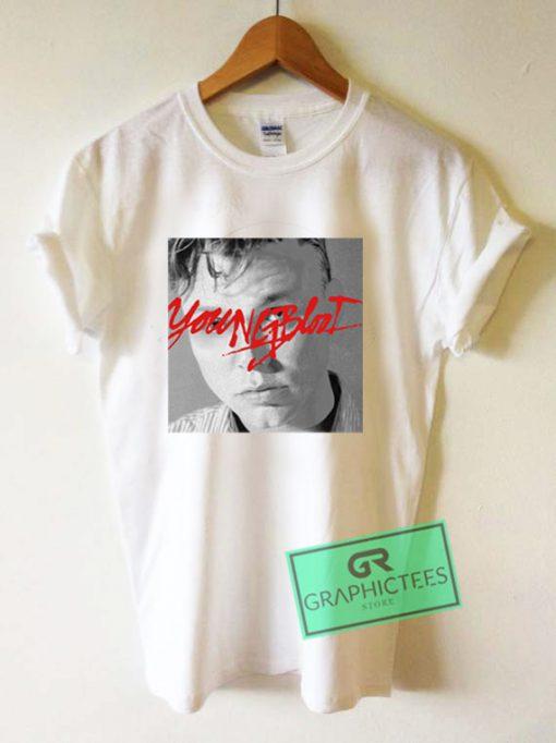 Ashton Youngblood 5Sos Graphic Tee Shirts