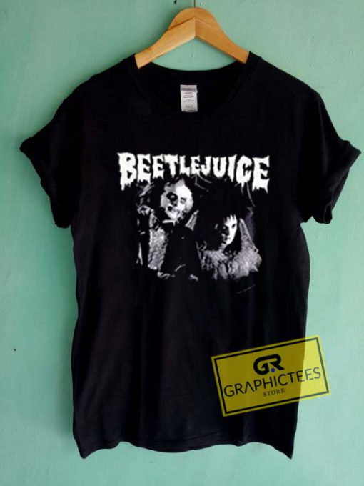 Beetle Juice Graphic Tees Shirts