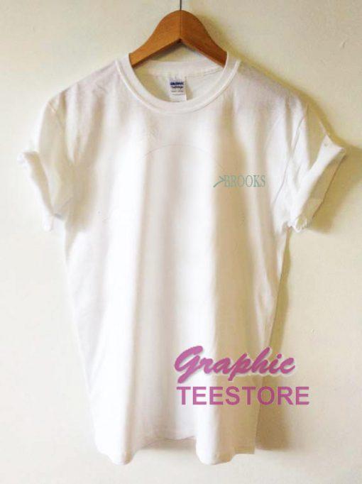 Brooks Graphic Tee Shirts