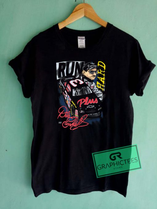 Dale Earnhardt NASCAR Graphic Tee Shirts