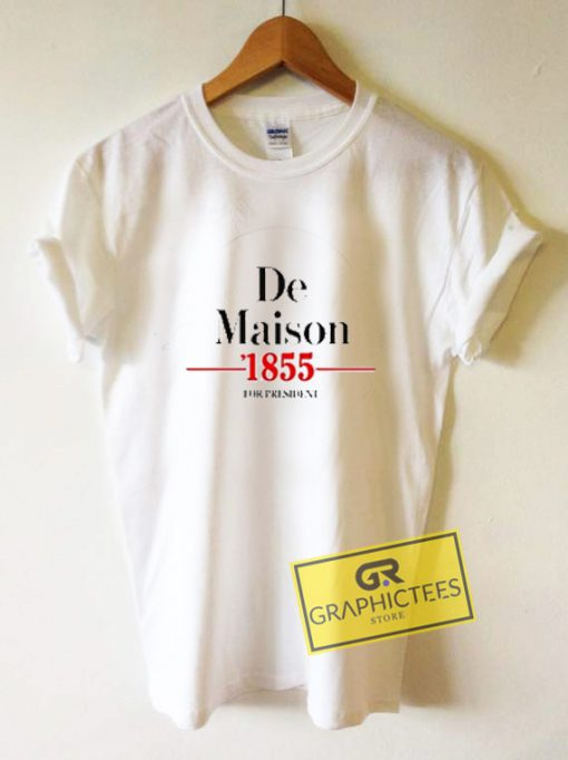 De Maison 1855 Graphic Tees Shirts