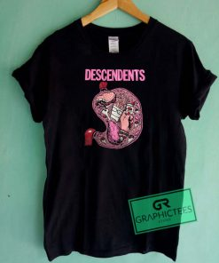 Descendents Graphic Tee Shirts