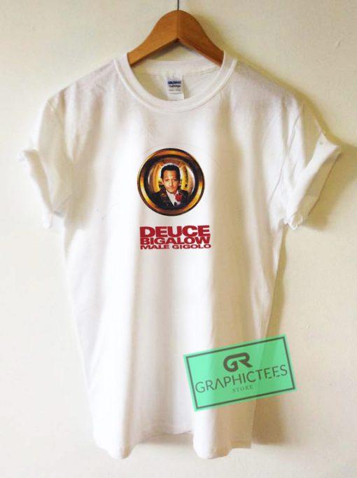 Deuce Bigalow Male Gigolo Graphic Tee Shirts