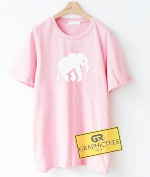 Elephant Art Graphic Tees Shirts