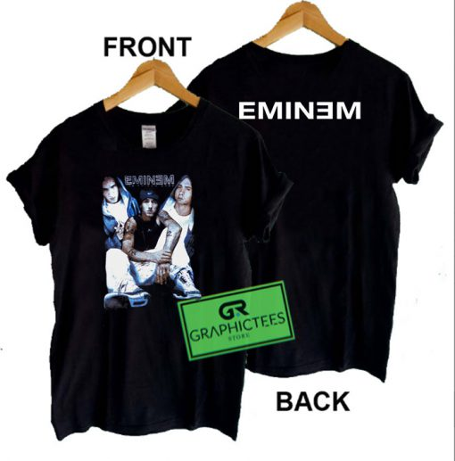 Eminem Graphic Tee Shirts