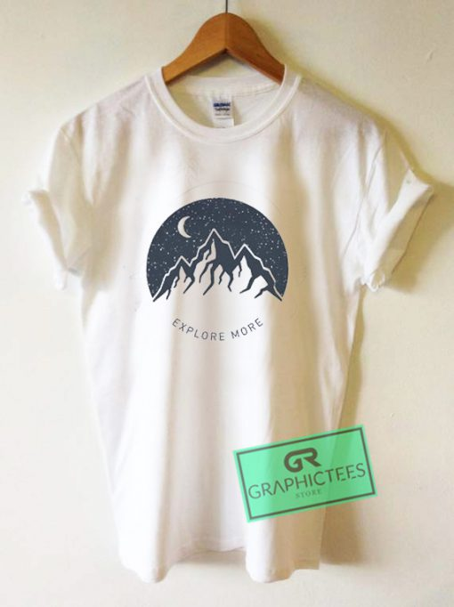 Explore More Graphic Tee Shirts