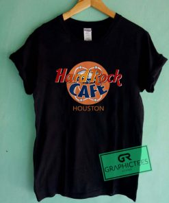 Hard rock cafe houston Graphic Tee Shirts