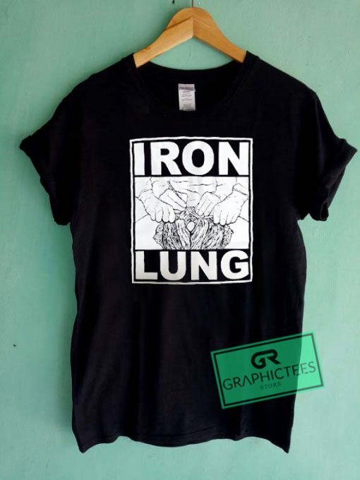 Iron Lung Graphic Tee Shirts