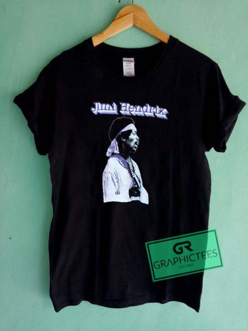 Jimi Hendrix Vintage Graphic Tee Shirts
