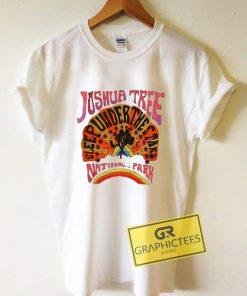 Joshua Tree National Park Graphic Tees Shirts