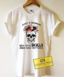 Just Woman Who Loves Skulls 247x296 - Home