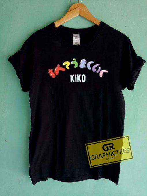 Kiko Graphic Tees Shirts