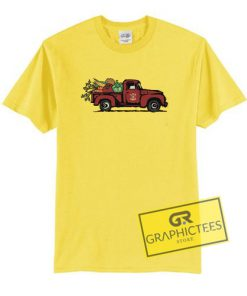 Life Is Good Truck Graphic Tees Shirts