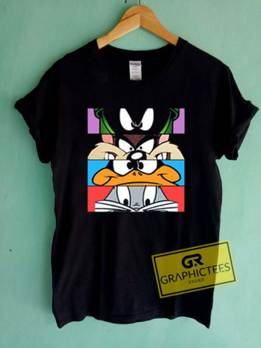 Looney Tunes And Friends Graphic Tees Shirts