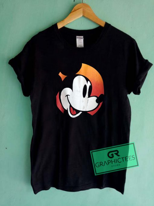 Mickey Mouse 90s Graphic Tee Shirts