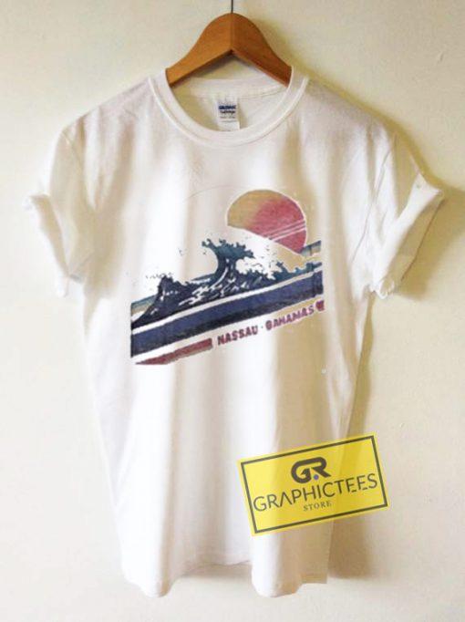 Nassau Bahamas Graphic Tees Shirts