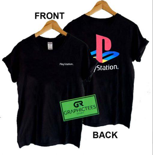 Playstation Graphic Tee Shirts