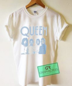 Queen Band Graphic Tee Shirts