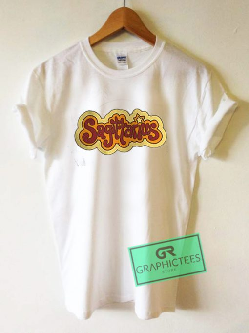Sagitarius Graphic Tee Shirts