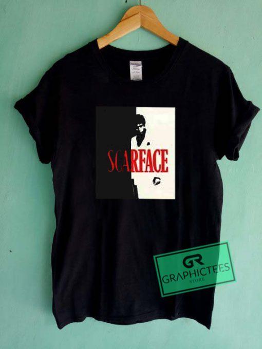 Scarface Graphic Tee Shirts