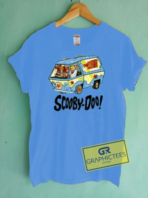 Scooby Doo Graphic Tees Shirts