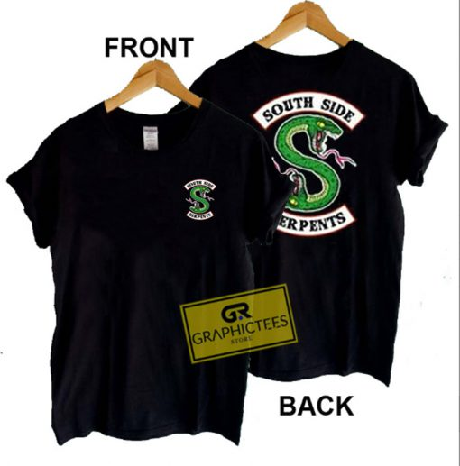 South Side Serpents Graphic Tees Shirts