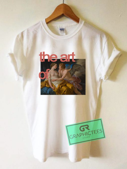 The Art Of Graphic Tee Shirts