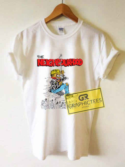 The Neighbourhood Graphic Tees Shirts