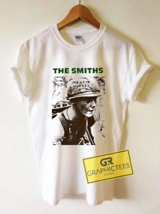 The Smith Meat Murder Graphic Tees Shirts