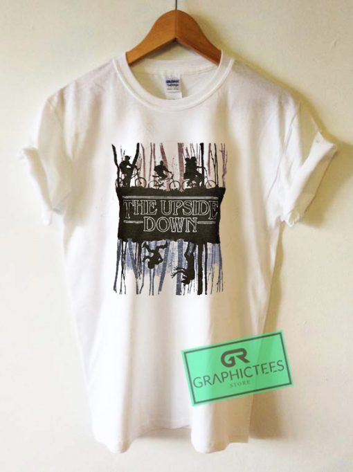 The Upside Down Graphic Tee Shirts