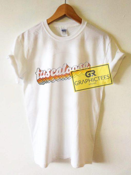 Tuscaloosa Graphic Tees Shirts