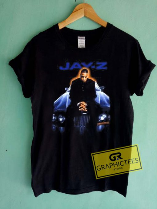 Vintage Jay Z Hard Knock Life Graphic Tees Shirts