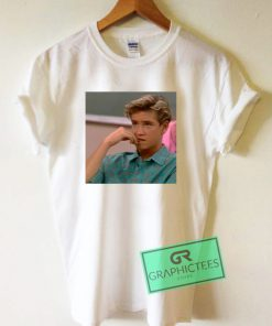 Zack Morris Graphic Tee Shirts