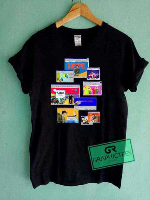 bts Graphic Tee Shirts