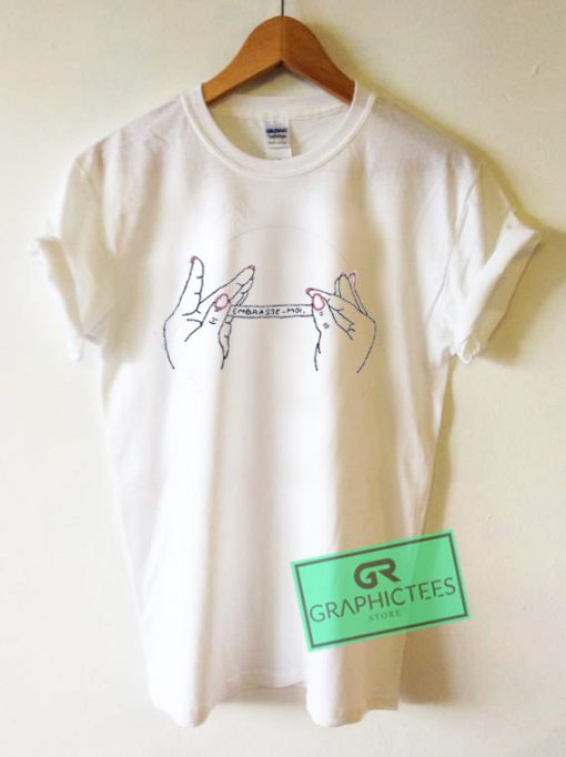 embroi Graphic Tee Shirts
