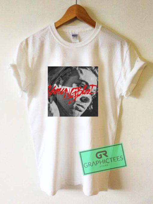 luke Graphic Tee Shirts