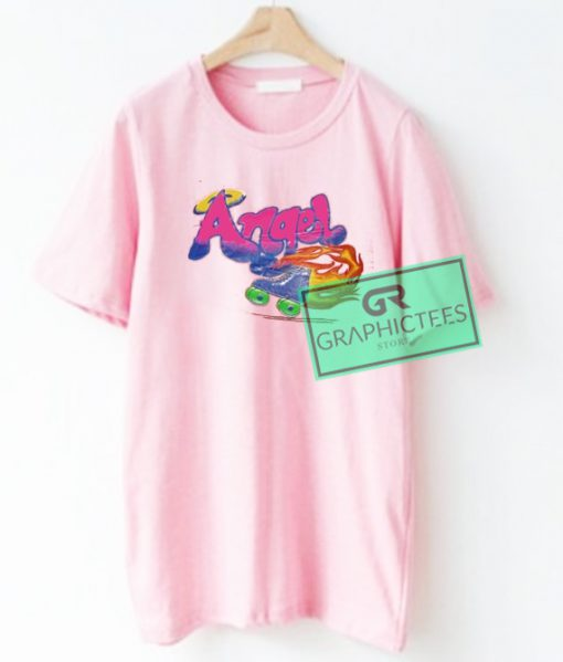 Angel Art Graphic Tees Shirts