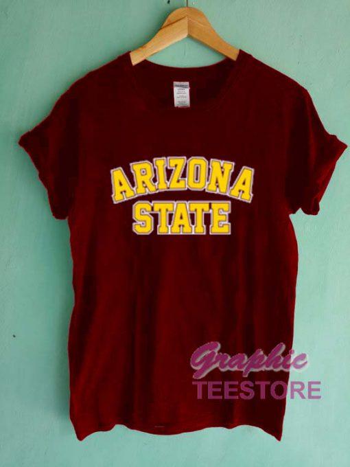 Arizona State Graphic Tee Shirts