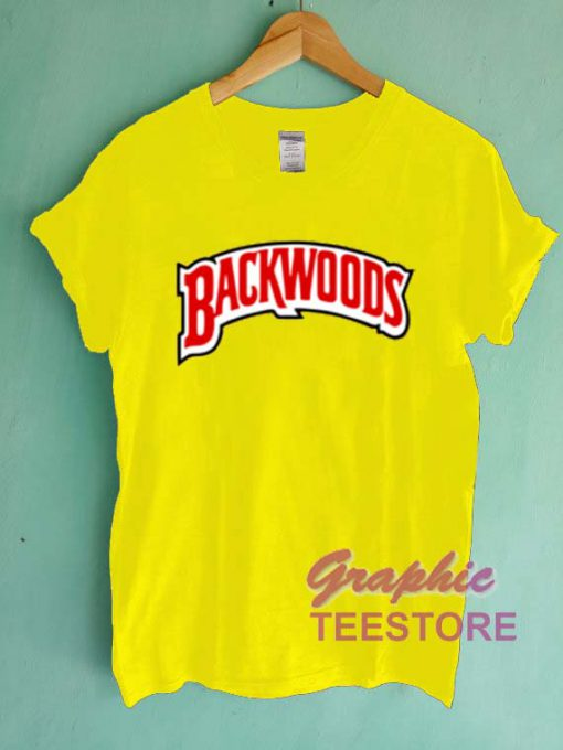 Backwoods Graphic Tee Shirts