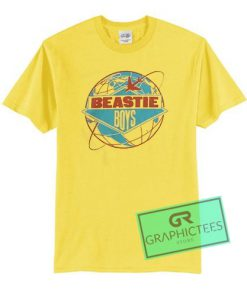 Beastie Boys Graphic Tees Shirts