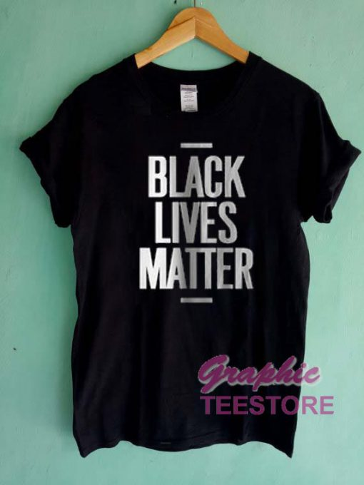 Black Lives Matter Graphic Tees Shirts