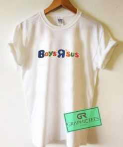 Boys R Sus Graphic Tees Shirts