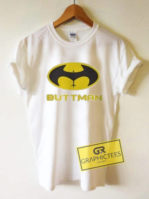 Buttman Graphic Tees Shirts