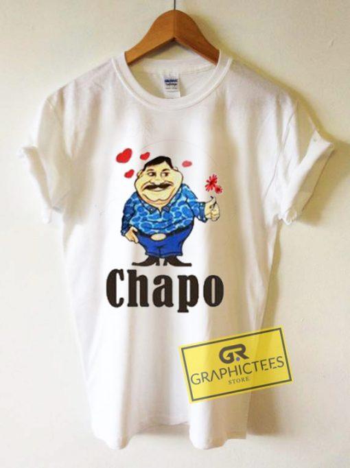 Chapo Graphic Tees Shirts
