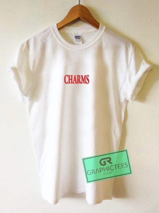 Charms Graphic Tees Shirts